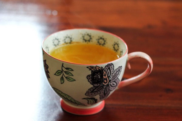 Cup with Flu Buster Hot Tonic