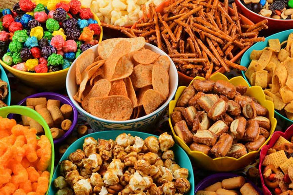 Processed Snack Foods